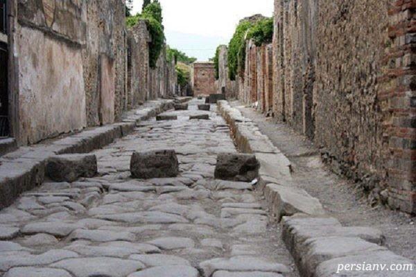 شهر باستانی پمپی
