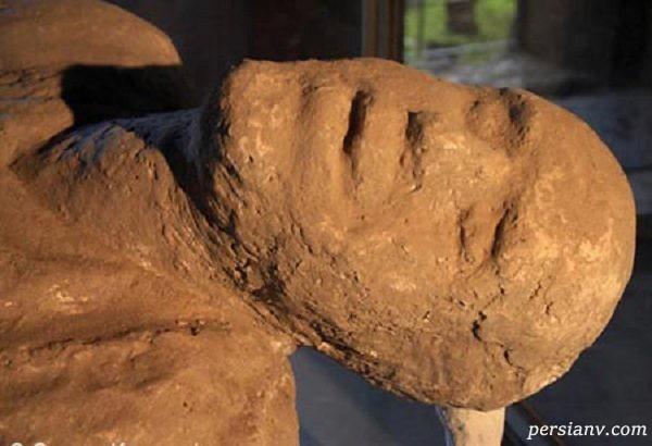 شهر باستانی پمپی در ایتالیا +تصاویر