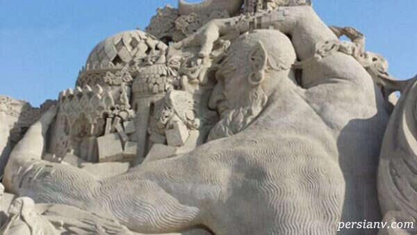 مجسمه های شگفت انگیز