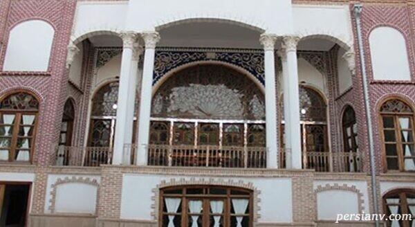 بناهای تاریخی و کهن تبریز