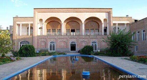 مکانهای تاریخی تبریز