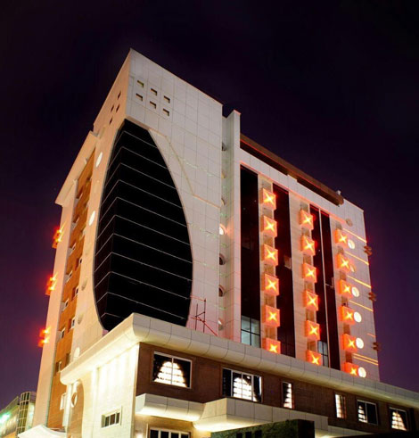 هتل های لوکس مشهد