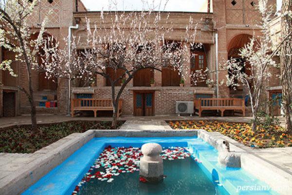 هتل های معروف قزوین