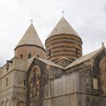 بزرگ ترین کلیسای ایران +تصاویر