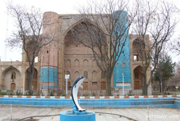 آشنایی با بقعه شیخ شهاب الدین اهری در آذربایجان شرقی
