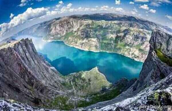 حیرت انگیز ترین مکانهای دنیا برای تماشای زیبایی دنیا