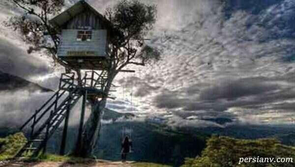 خانهی درختی کازا دل آربول