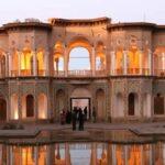 بهشتی در دل کویر ایران +تصاویر