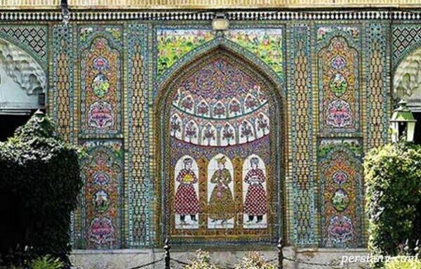 عمارت قجری نارنجستان قوام در شیراز