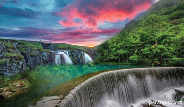 جاذبه های طبیعی دنیا