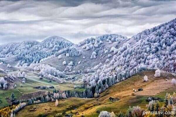 چشماندازهای فوقالعاده ی کشور رومانی