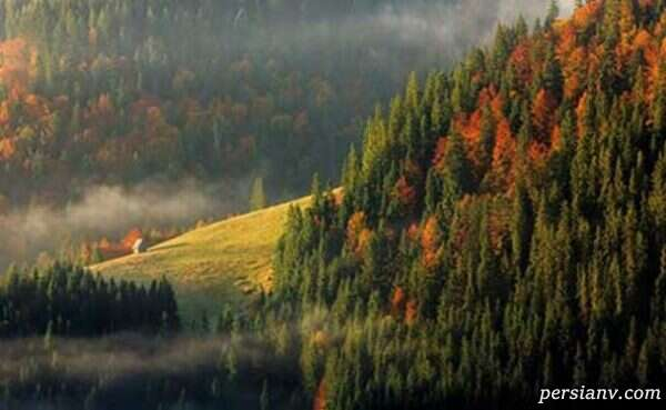 جاذبه های گردشگری رومانی