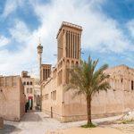 رویاییترین محله تاریخی در دبی+تصاویر