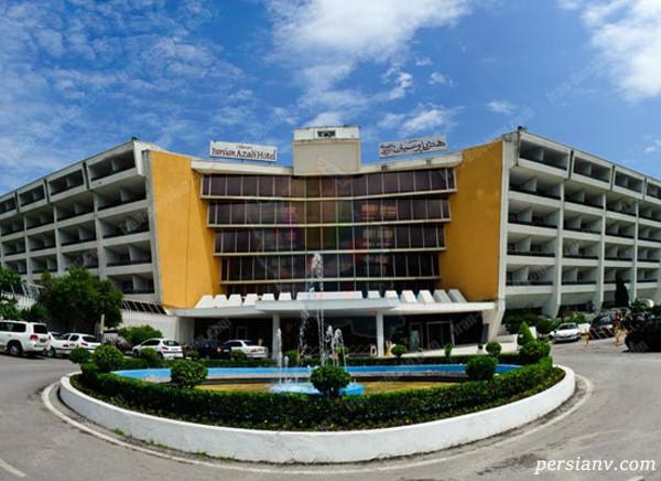 زیباترین هتل های شمال ایران
