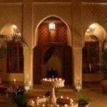 قصر سنتی زیبا و مجلل در مراکش که از دوره ادریسیان است