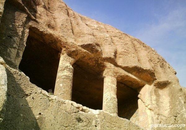 گوردخمه های بسیار شگفت انگیز در ایران راببینید!!