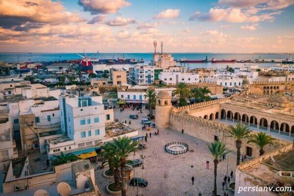 بازار تونس