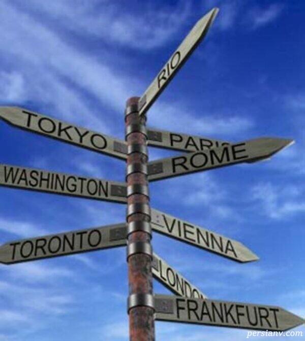 برنامه ریزی برای سفر