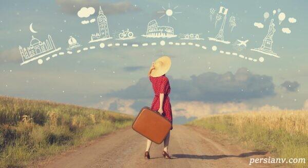 نکات مهم برای مسافرت رفتن ایده ال