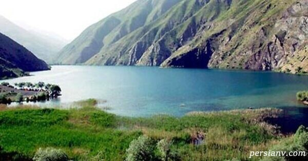 زیباترین دریاچه های ایران