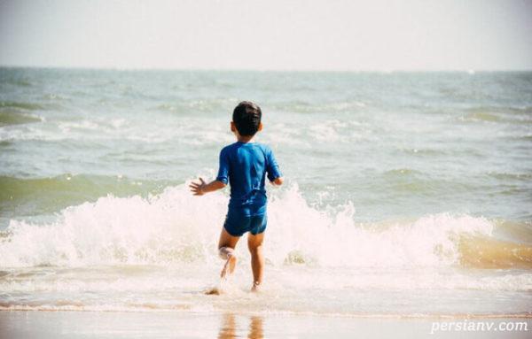رفتن به ساحل