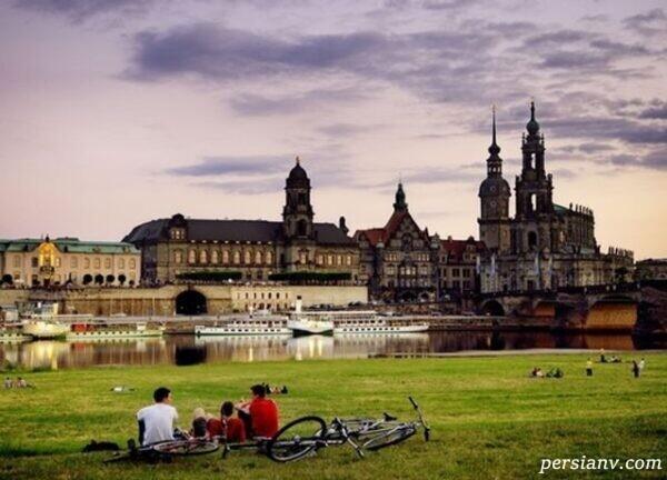 زیباترین شهر جنگ زده آلمان