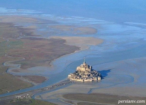 عجیب ترین جزیره در فرانسه+تصاویر