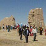 قدمگاه امام رضا (ع) در ترکمنستان