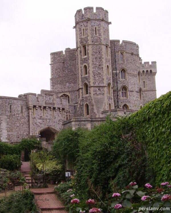 قلعه ویندسور انگلیس