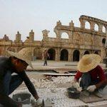نمونه های تقلبی جاذبه های گردشگری برتر جهان در چین+تصاویر