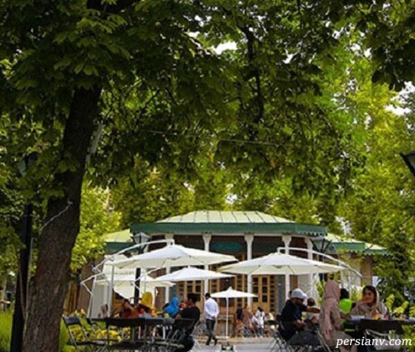 کافه گردی در تهران