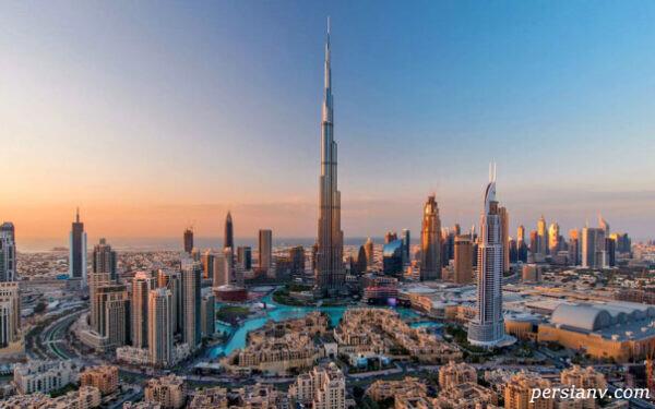 برج های دنیا