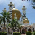 آشنایی با مسجد عبودیه در مالزی+تصاویر