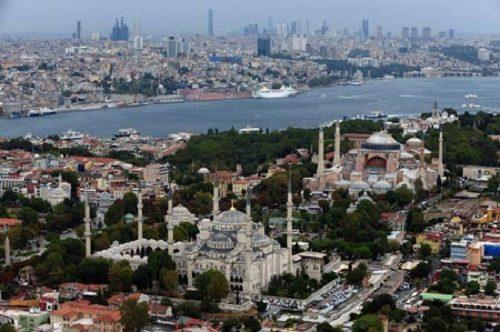 سفر به شهر استانبول