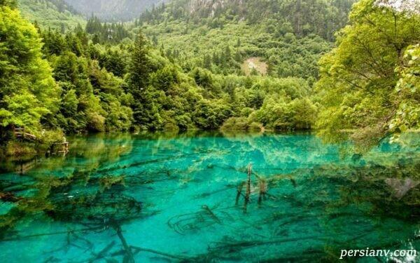 شفاف ترین آب دنیا