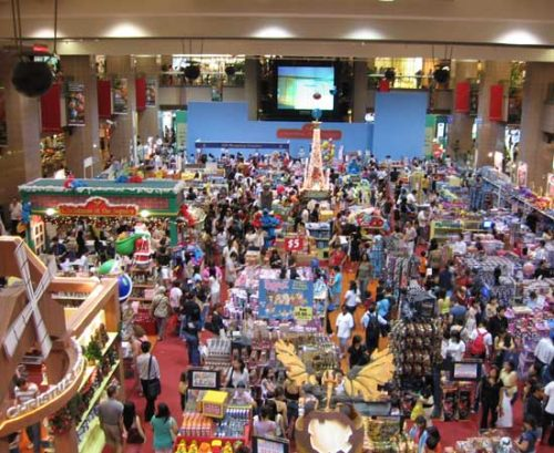 خرید در سنگاپور