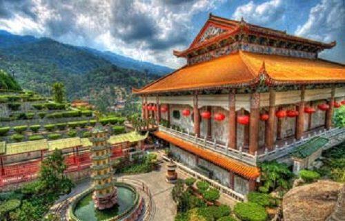 سفر به زیبایی های پنانگ