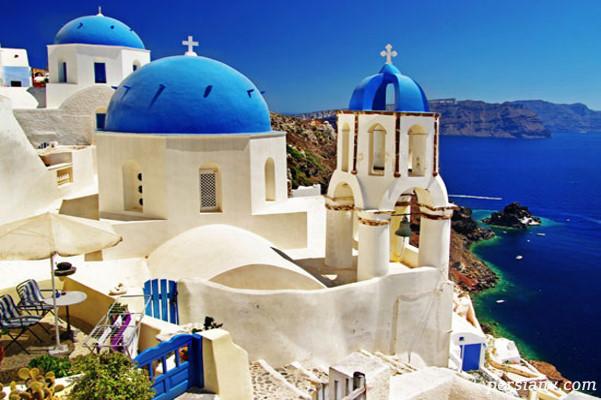 زیباترین مکانهای توریستی دنیا که دیدن آنها شانس میخواهد