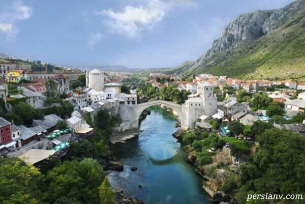 زیباترین مکان های دنیا