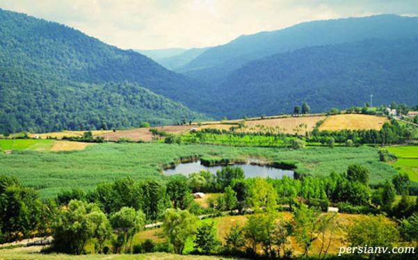 زیباترین و سبزترین ییلاقات شمال ایران