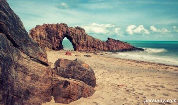 سواحل زیبای برزیل