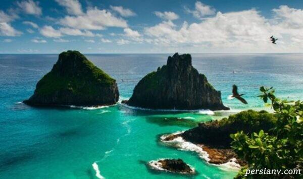 تماشای سواحل زیبای برزیل در بازی های المپیک