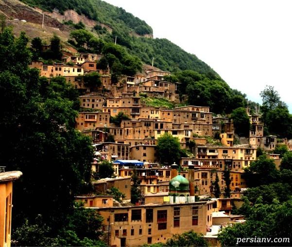 گشت و گذار در دیدنی ترین جاذبه توریستی ایران ماسوله