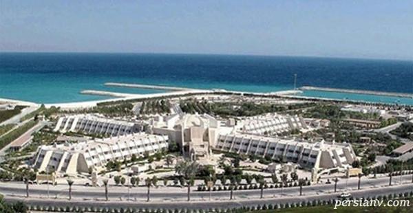 معروف ترین هتل های کیش