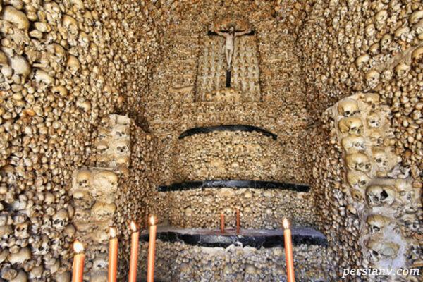 کلیسای استخوان ها