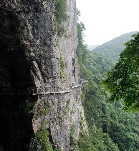 گذرگاه در چین