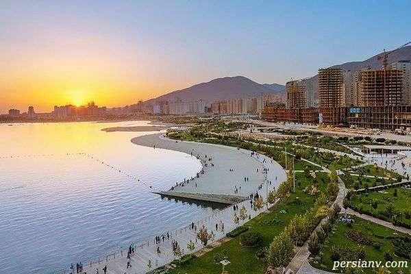 گردش و تفریح در جاذبه های طبیعی تهران