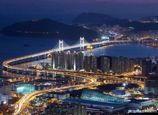 جاذبه های کره جنوبی
