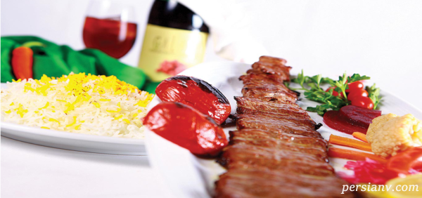 رستوران های برتر شیراز