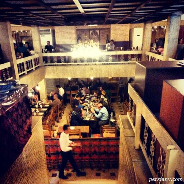 رستوران برتر شیراز